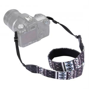 Puluz Kamerarem - Aztecmönster (Svart & Vit)