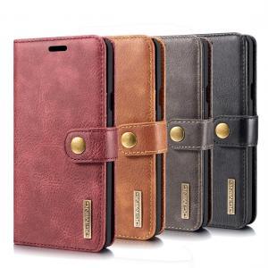 DG.MING för LG G7 ThinQ - Plånboksfodral med magnetskal