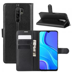 Plånboksfodral för Xiaomi Redmi 9