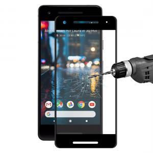 Enkay Heltäckande 3D Displayskydd 9H för Google Pixel2- Svart ram