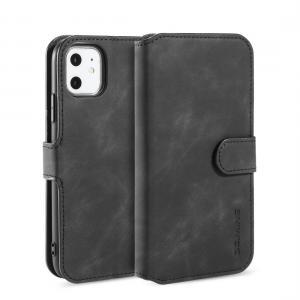 Plånboksfodral för iPhone 11 med stilren design - DG.MING