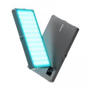 Ulanzi RGB Led-Panel för kamera med inbyggt batteri