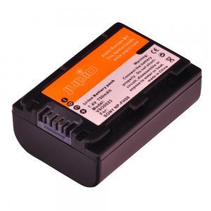 Jupio kamerabatteri 750mAh ersätter Sony NP-FH50 - ÅNGER