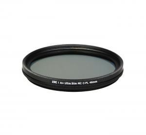 JJC 46mm Ultra-Thin Circular Polarizer Filter