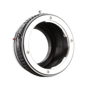 K&F Objektivadapter till Contax/Yashica objektiv för Micro 4/3 kamerahus