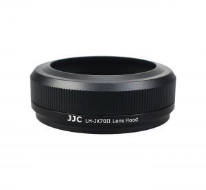 JJC Motljusskydd & 49mm adapter för Finepix X70