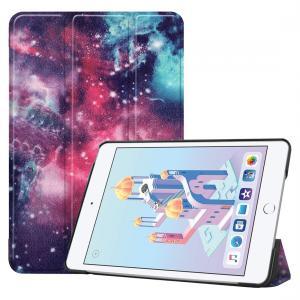 Fodral för iPad Mini (2019) / Mini 4 - Rymdmönster