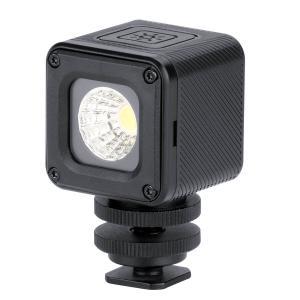 Ulanzi Led-belysning vattentät 10m IP67 för mobil & actionkamera