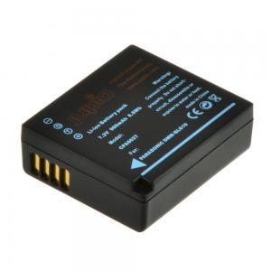 Jupio kamerabatteri 900mAh ersätter Panasonic Lumix DMW-BLG10 / BP-DC15E
