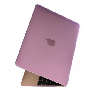 Skal för Macbook Matt frostat 12-tum - Lila