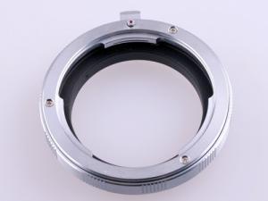 Objektivadapter till Leica R för Olympus 4/3 kamerahus