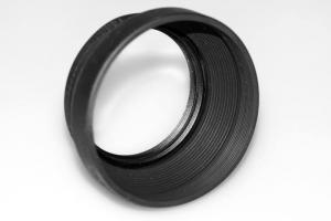 JJC Motljusskydd för Pentax 49mm objektiv