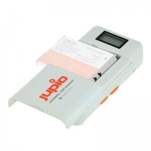 Jupio Universalladdare compact med display