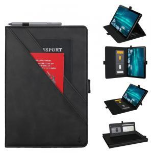 Fodral för Huawei MediaPad M6 10.8 - Extrafack & Pennhållare