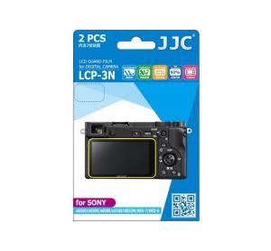 JJC Skärmskydd för NEX-3N/NEX-7/NEX-6/A6300 /A6500