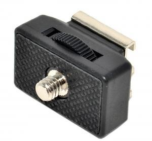 """JJC MSA-9 Adapter - 1/4"""" hane till Universal blixtsko"""