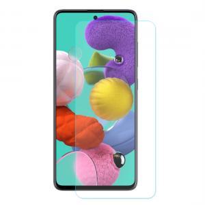 Displayskydd för Samsung Galaxy A51 av härdat glas