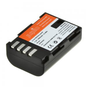 Jupio kamerabatteri 1860mAh ersätter Panasonic Lumix DMW-BLF19E