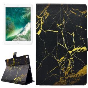 Fodral för iPad Pro 10.5-tum - Marmor svart & guld