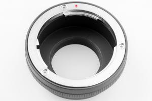 Kiwifotos Objektivadapter till PEN F för Pentax Q kamerahus