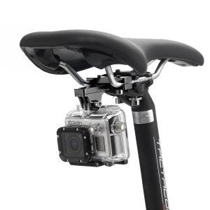 Puluz fäste för cykelsäte till GoPro HERO6 /5 /5 Session /4 Session /4 /3+ /3