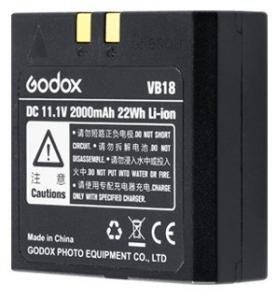 Godox batteri - Li-On (VB-18)