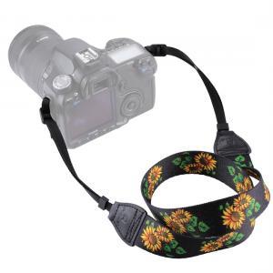Puluz Kamerarem - Solrosblommönster (Multifärgad)