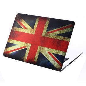 Skal för för Macbook Air 13.3-tum - (A1369/A1466) - Storbritanniens flagga