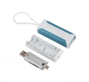 JJC USB 3.0 Kortläsare & minneskortsfodral