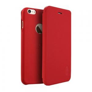 Lenuo Flipfodral för iPhone 6 Plus /6s Plus - Röd