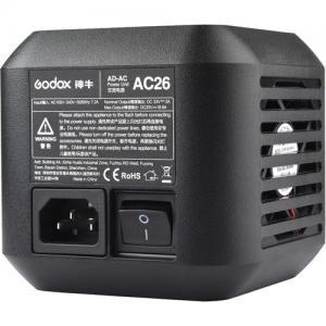 Godox Nätadapter AC26 för AD600 Pro