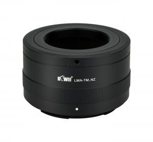 Kiwifotos Objektivadapter till T för Nikon Z kamerahus