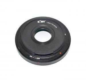 Kiwifotos Objektivadapter till Canon FD för Canon EOS kamerahus