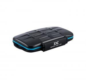 JJC Minneskortsfodral för 8x NS + 8x MSD