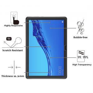 Displayskydd för Huawei Tab M5 Lite 10.1 av härdat glas