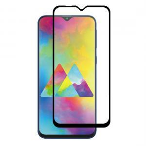 Enkay 2.5D Displayskydd 9H för Samsung Galaxy M10 - Svart ram