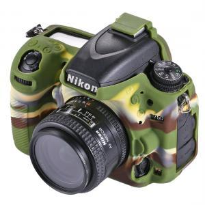 PULUZ Mjukt skyddsfodral för Nikon D750 (Kamouflage)
