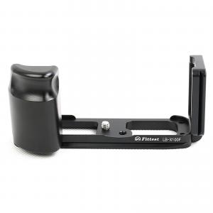 Fiittest L-Bracket med handgrepp för Fujifilm Fuji X100F