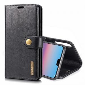 DG.MING för Huawei P20 Pro - Plånboksfodral med magnetskal