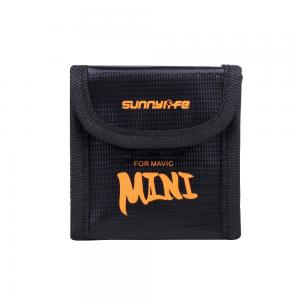 Sunnylife Säker förvaringsväska för Mavic Mini Batterier