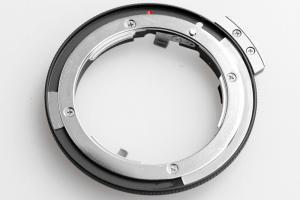 Kiwifotos Objektivadapter till Nikon G för Canon EOS kamerahus