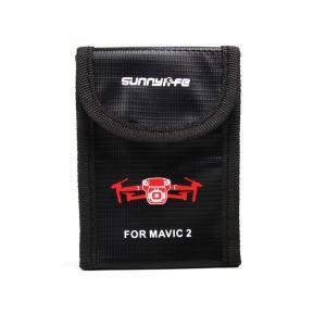 Sunnylife Säker förvaringsväska för Mavic 2 Pro/Zoom batteri