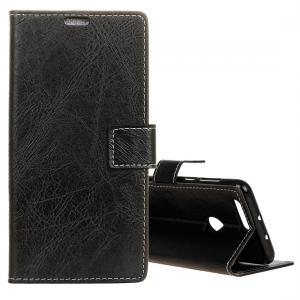 Plånboksfodral för Huawei P smart / Enjoy 7S PU-läder