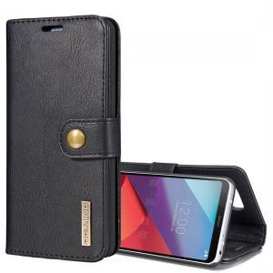 Plånboksfodral med magnetskal för LG G6 - DG.MING