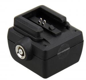 JJC JSC-6 Adapter med synkuttag för Sony blixtsko till Universal blixtsko