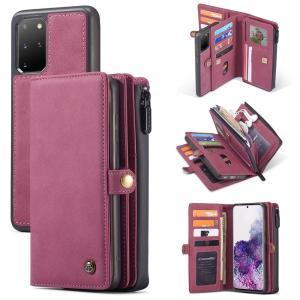 Plånboksfodral med magnetskal för Samsung Galaxy S20 Plus - CaseMe