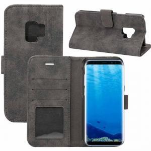 Plånboksfodral för Galaxy S9 - Med kortplatser och sedelfack