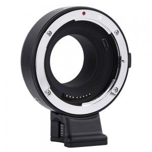 Commlite Objektivadapter elektronisk till Canon EF för Fujifilm FX Kamerahus