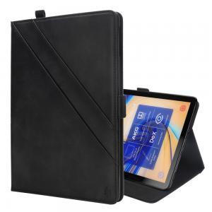 Fodral för Galaxy Tab S4 10.5 T830/T835- Extrafack & Pennhållare