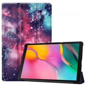 Fodral för Galaxy Tab A 10.1 (2019) med rymdmönster
